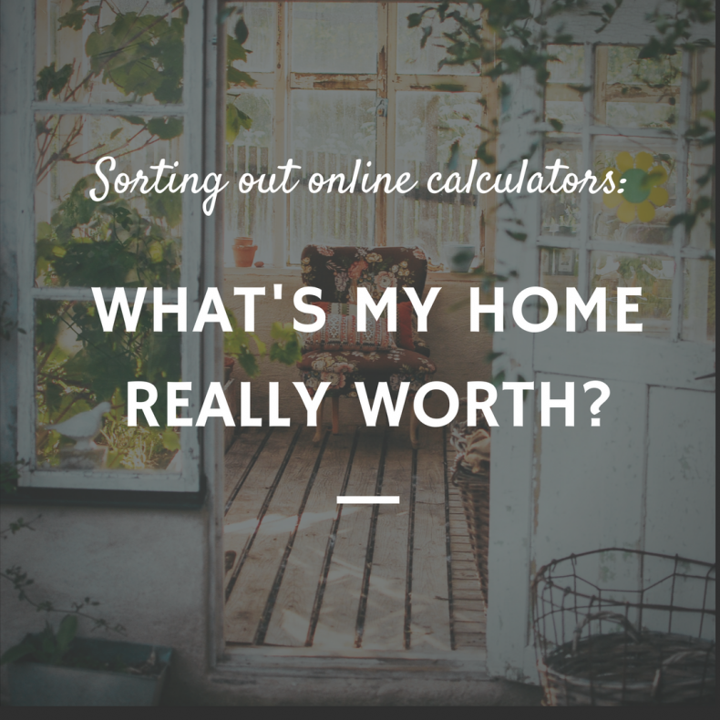 What's My Home Really Worth?