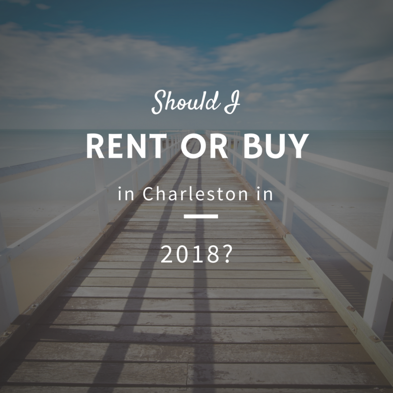 Is it Better to Rent or Buy in Charleston?