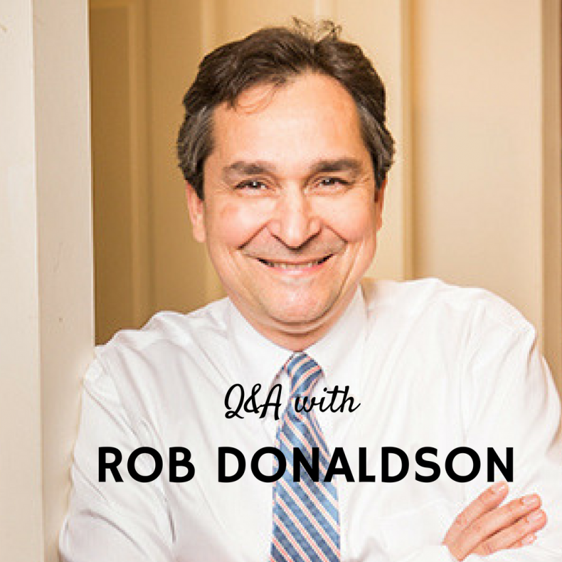 Meet Rob Donaldson