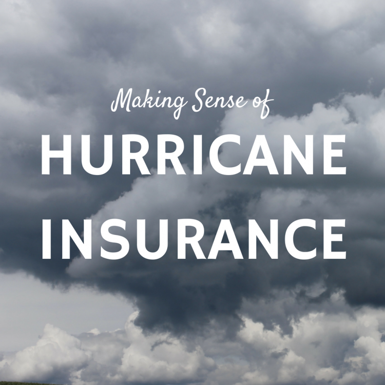 Making Sense of Hurricane Insurance