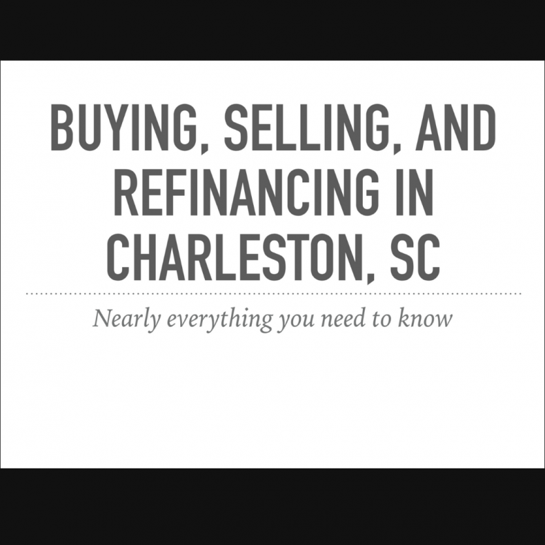 eBook: Tips for Buying & Selling in Charleston